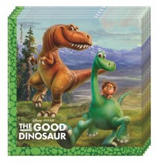 20 Dinosaurier Servietten Arlo und Spot