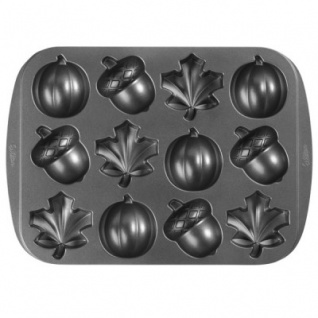 Herbst Früchte Backform