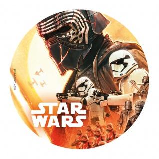 Tortenaufleger Oblate Star Wars 20cm