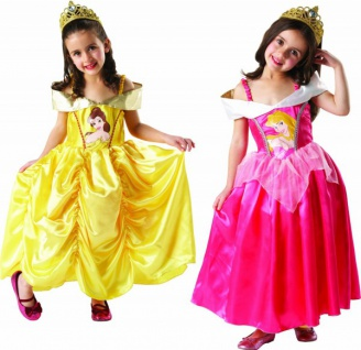 Aurora und Belle Wende Kostüm