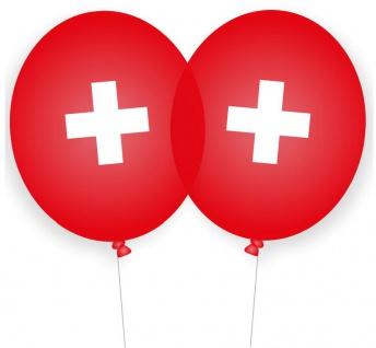 8 Luftballons Schweiz
