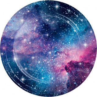 8 Teller Galaxy Party