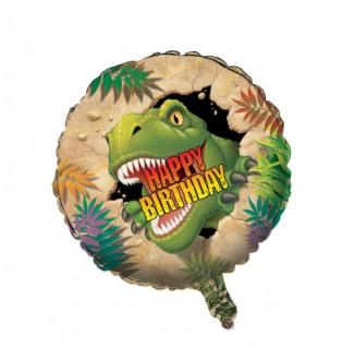 Dinosaurier Folien Ballon