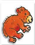 Bärchen Mini Soft Sticker