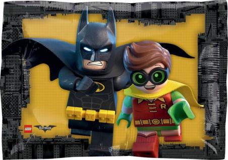 XXL Folienballon Lego Batman und Robin