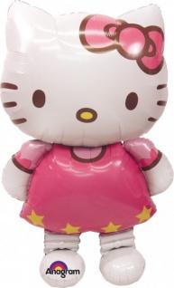 Hello Kitty Airwalker Folienballon