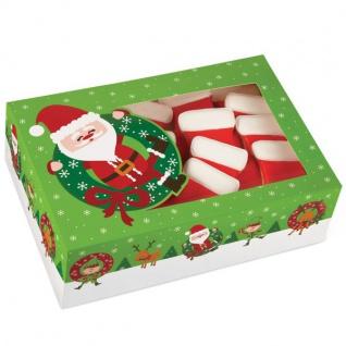 2 Weihnachts Gebäck Boxen