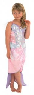 Rosa Meerjungfrau Kostüm
