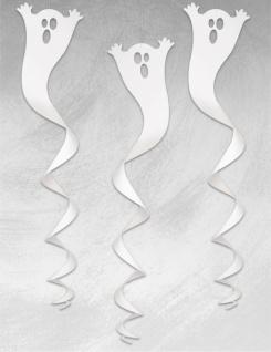 3 hängende Flatter Geister