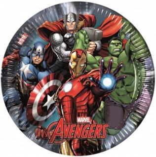 8 Papp Teller Avengers Assemble Power