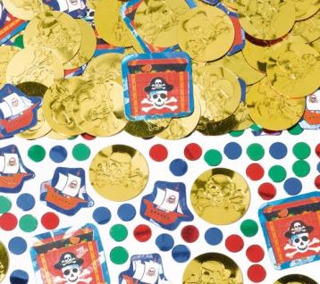 Piraten Party Goldmünzen Konfetti