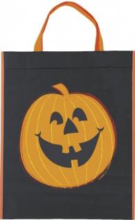 Kürbis Sammel Tasche für Halloween