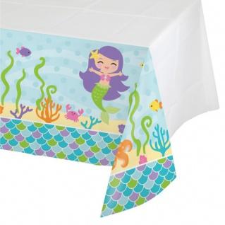 Tischdecke kleine Meerjungfrau