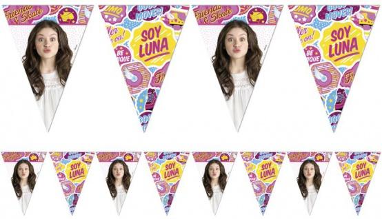 Wimpel Girlande Disney's Soy Luna