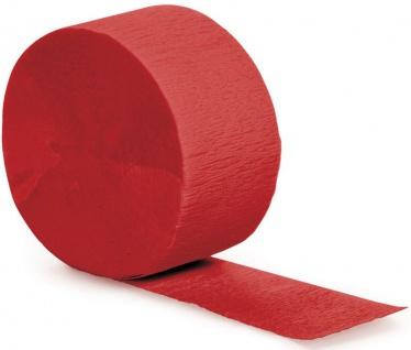 Kreppband Klassisch Rot