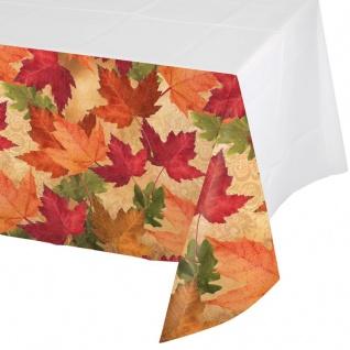 Tischdecke eleganter Herbst