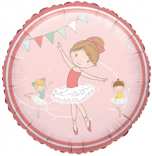 Folien Ballon Prima Ballerina