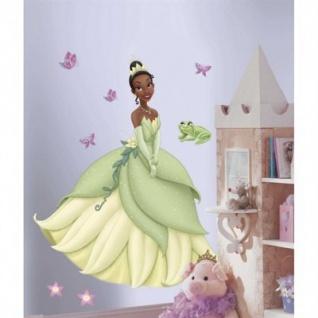Wandsticker Disney Prinzessin Tiana