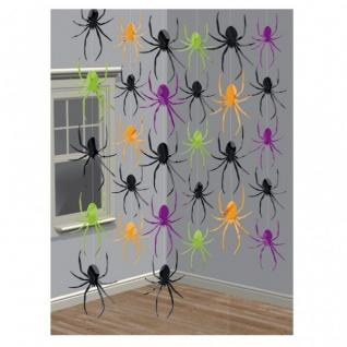 Spinnen Tür und Wand Dekoration