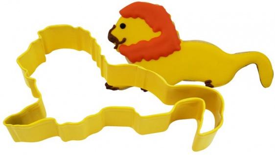 Keks Ausstecher Löwe