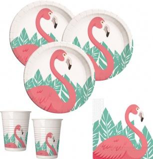 20 Servietten Flamingo Party - Vorschau 2