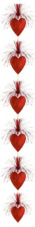 Herzchen Kaskaden Girlande
