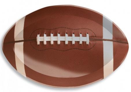 American Football Superbowl Tablett 1B Ware