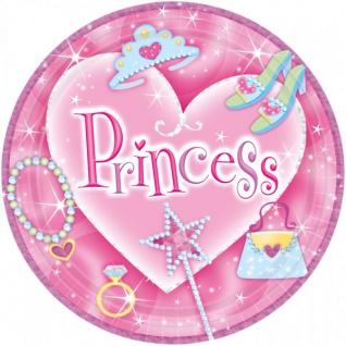 8 Sparkling Princess Teller