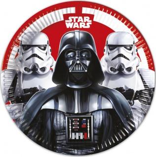 8 Star Wars Teller Final Battle