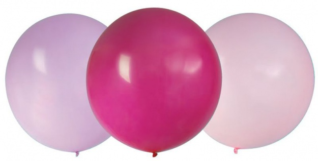 luftballons pink g nstig sicher kaufen bei yatego. Black Bedroom Furniture Sets. Home Design Ideas