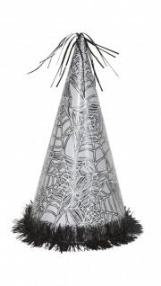 XXL Party Hütchen Spinnen Netz 1 Stück