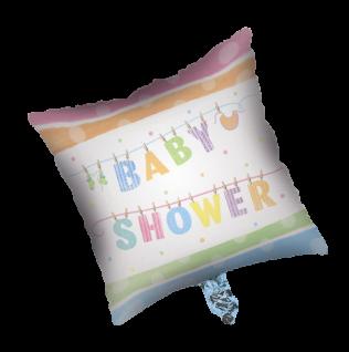 Folien Ballon Baby Kleidung
