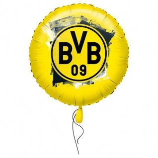 Folien Ballon BVB Borussia Dortmund