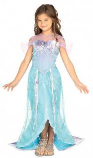 Meerjungfrau Prinzessin Kostüm - Vorschau
