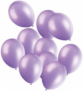 XXL 116 Teile Party Deko Set Lavendel für 16 Personen - Flieder - Vorschau 4