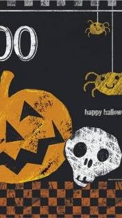 Plastik Tischdecke Formel Halloween
