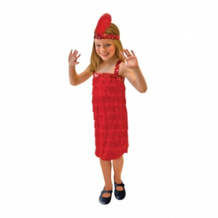 Flapper Girl Tänzerin Kostüm
