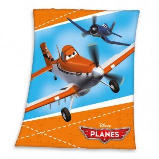 Planes Fleecedecke
