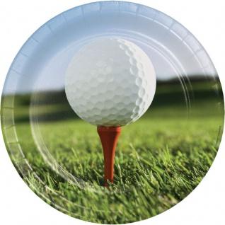8 Teller Golf Party