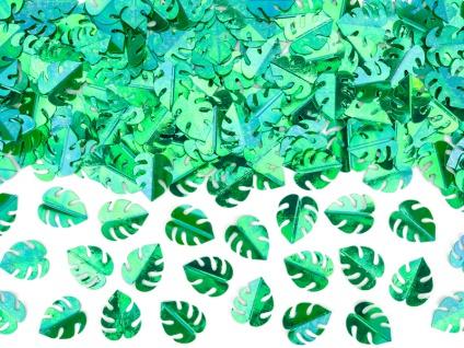 Konfetti Monstera Blätter 15g