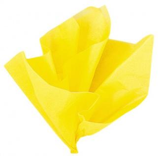 10 Bogen Packseide Gelb