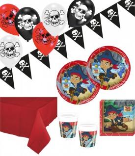 XXL Käpt'n Jake Piraten Party Set 16 Kinder