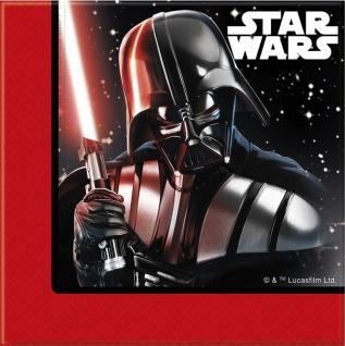 20 Star Wars Servietten Final Battle