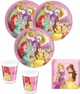 36 Teile Disney's Princess Dreaming Party Set für 8 Kinder