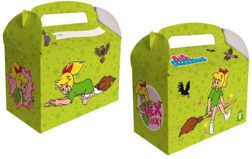 6 Bibi Blocksberg Geschenk Boxen