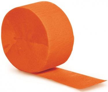 Kreppband Orange