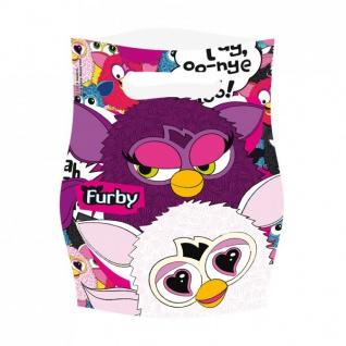 6 Furby Party Tüten