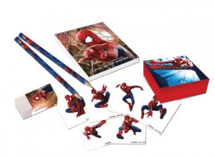 16 Teile The Amazing Spiderman Schreibwaren Set