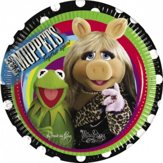 10 Muppets Party Teller