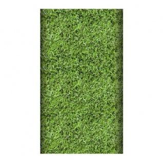Papier Tischdecke Gras Rasen